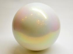 Мяч PASTORELLI 18.5 см Fluo White 00027