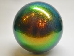 Мяч PASTORELLI 18.5 см Green Oil 00034