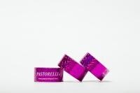Обмотка Pastorelli DIAMOND металлик-малиновый 00249