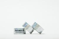 Обмотка Pastorelli DIAMOND металлик-серебряный 00243