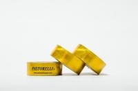 Обмотка Pastorelli GALAXY металлик-желтый 02445