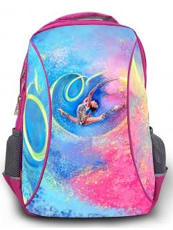 Рюкзак для художественной гимнастики размер L