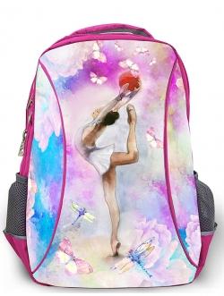 Рюкзак для художественной гимнастики размер XL
