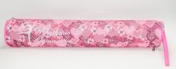Чехол для булав SQ Розовый-блестки